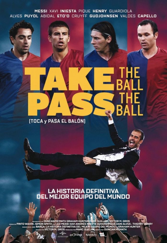 Toca Y Pasa El Balón (Take The Ball, Pass The Ball)